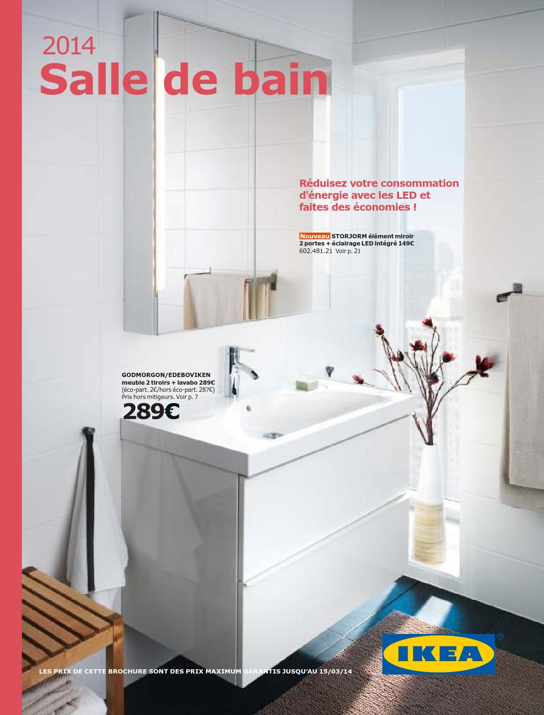 Range Brochure Bathroom Ikea Fr 14 By Ikea Catalog Issuu