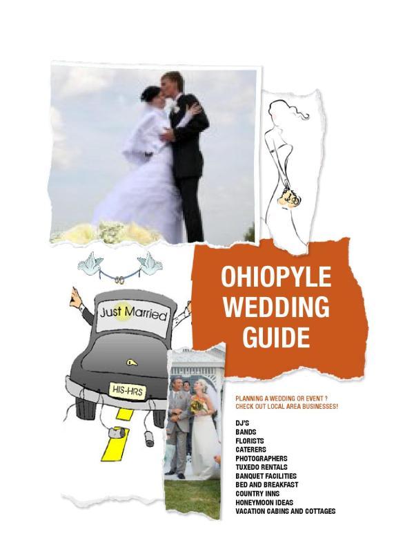 Ohiopyle Wedding Guide by Ron Lovelace Issuu