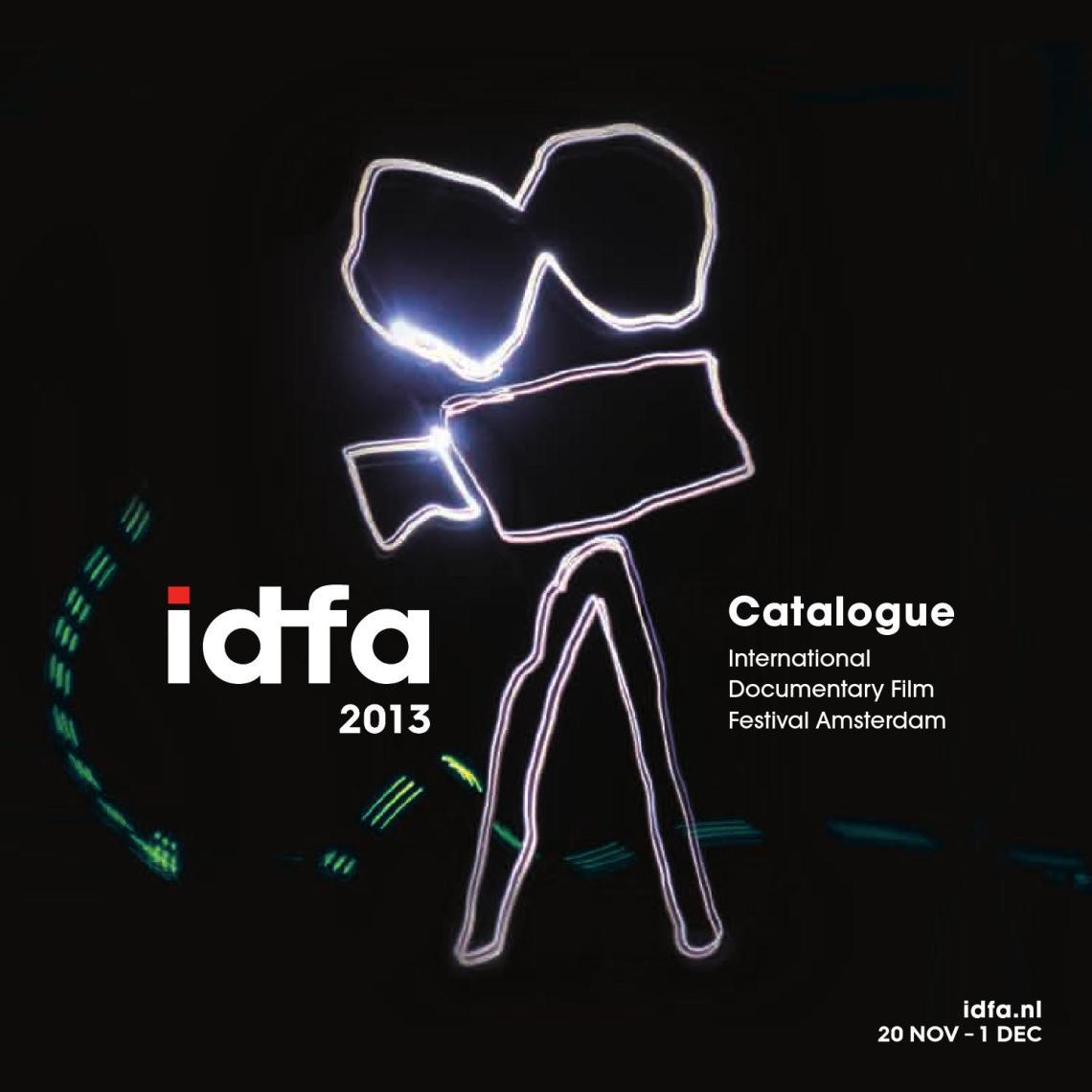 Catalogue  By Idfa International Documentary Film Festival Amsterdam Issuu