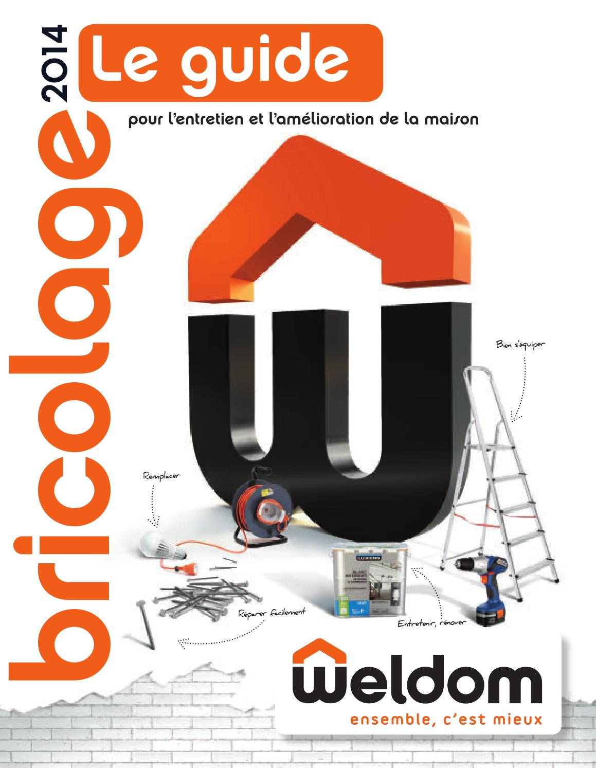 Guide Du Bricolage 2014 By Aude Van Enst Issuu