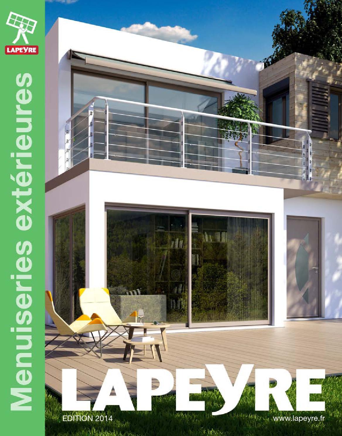Catalogue Lapeyre Menuiseries Exterieurs 2014 By Joe Monroe Issuu