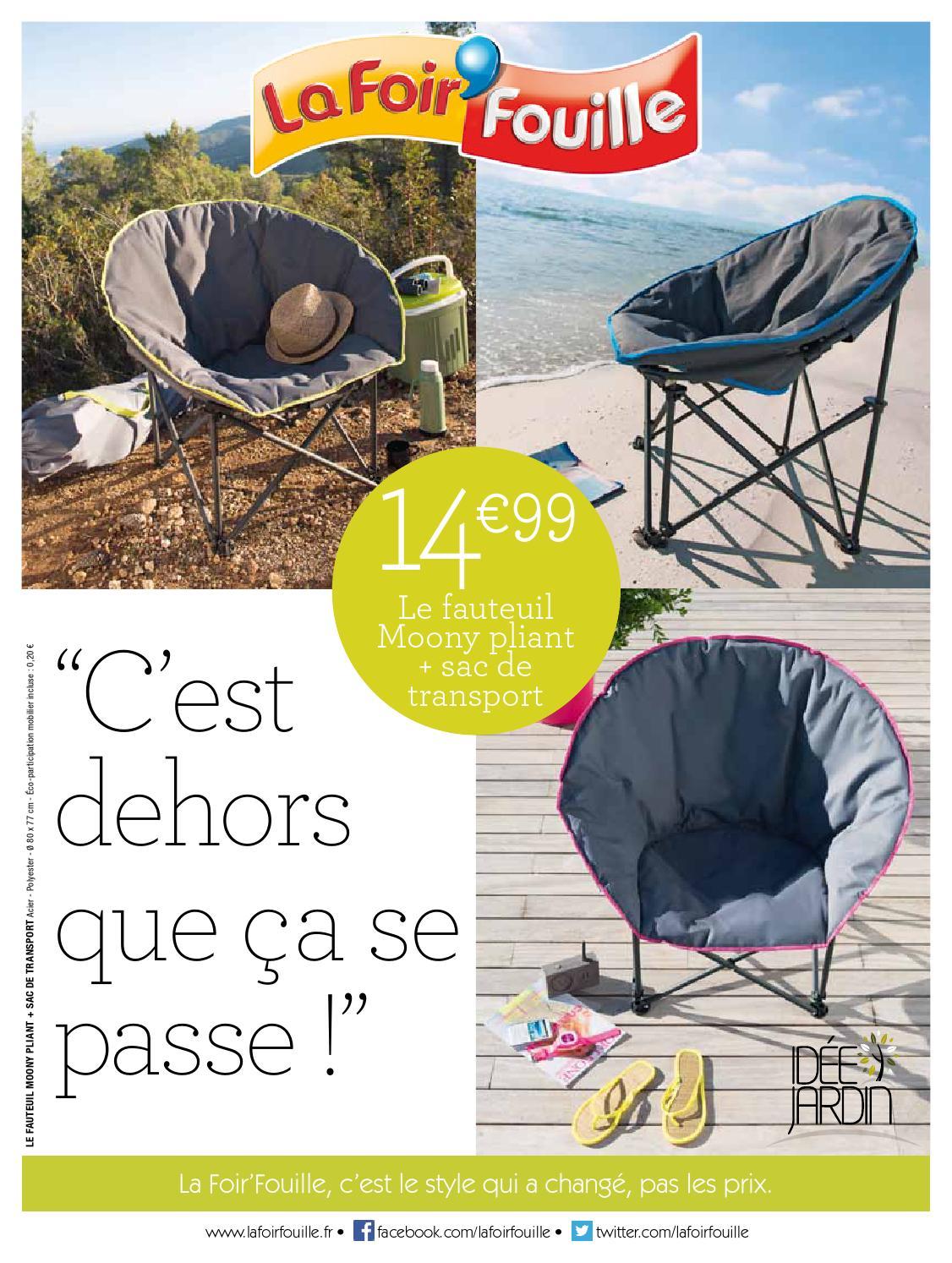 Catalogue La Foir Fouille C Est Dehors Que Ca Se Passe By Joe Monroe Issuu