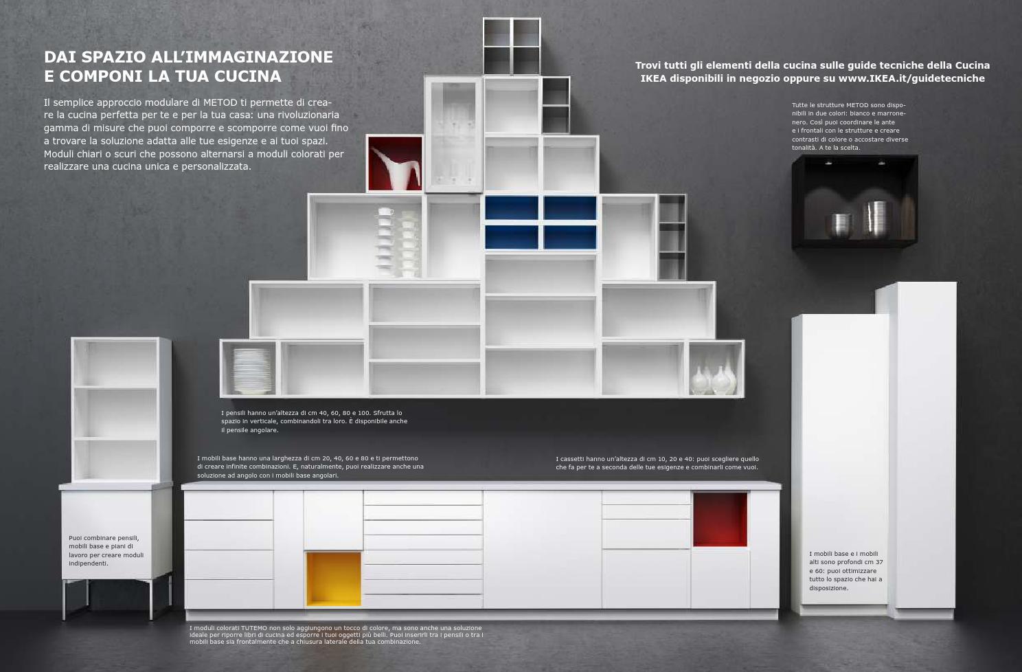Mobili alti ikea in vendita in arredamento e casalinghi: Ikea Catalogo Cucine 2014 By Mobilpro Issuu