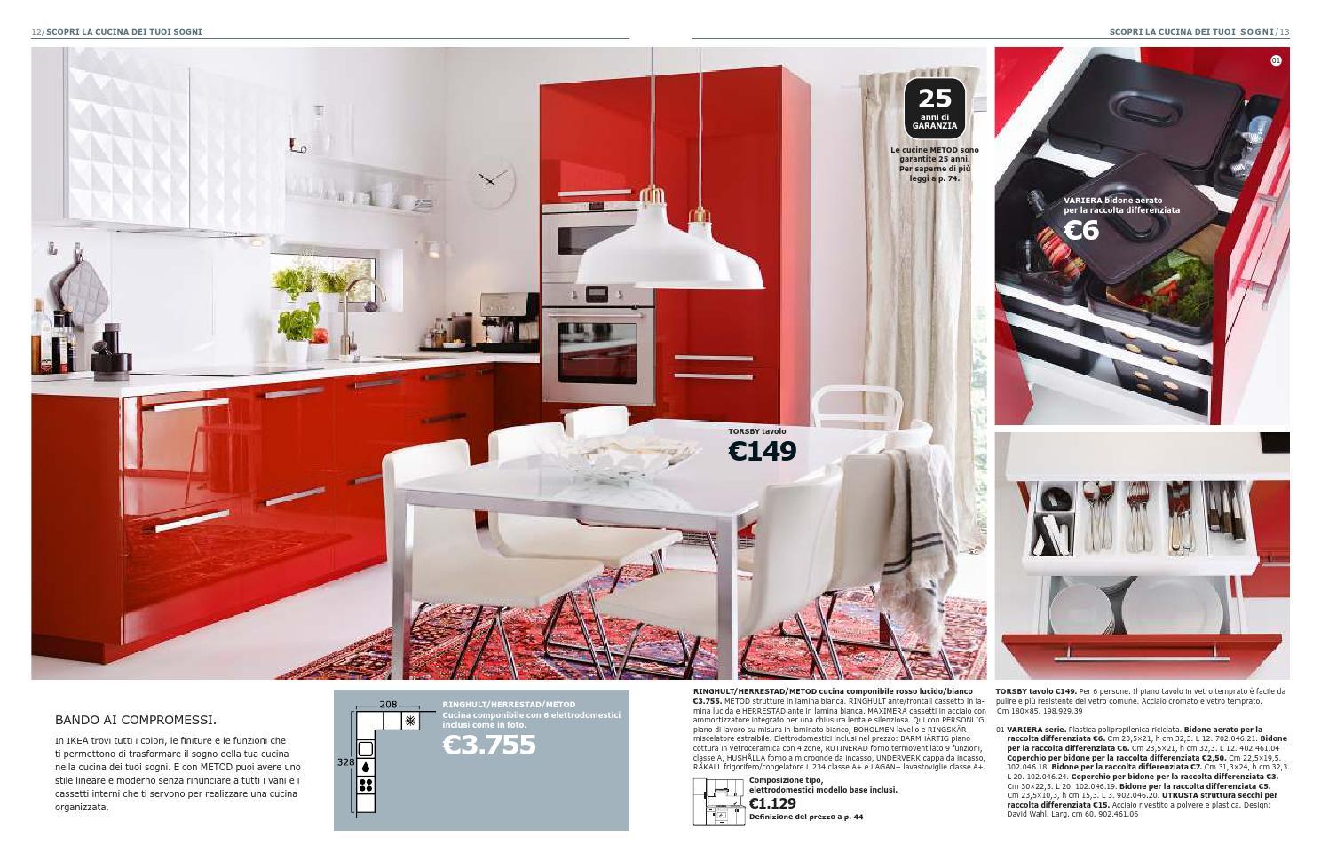 Ikea Catalogo Cucine 2014 By Mobilpro Issuu