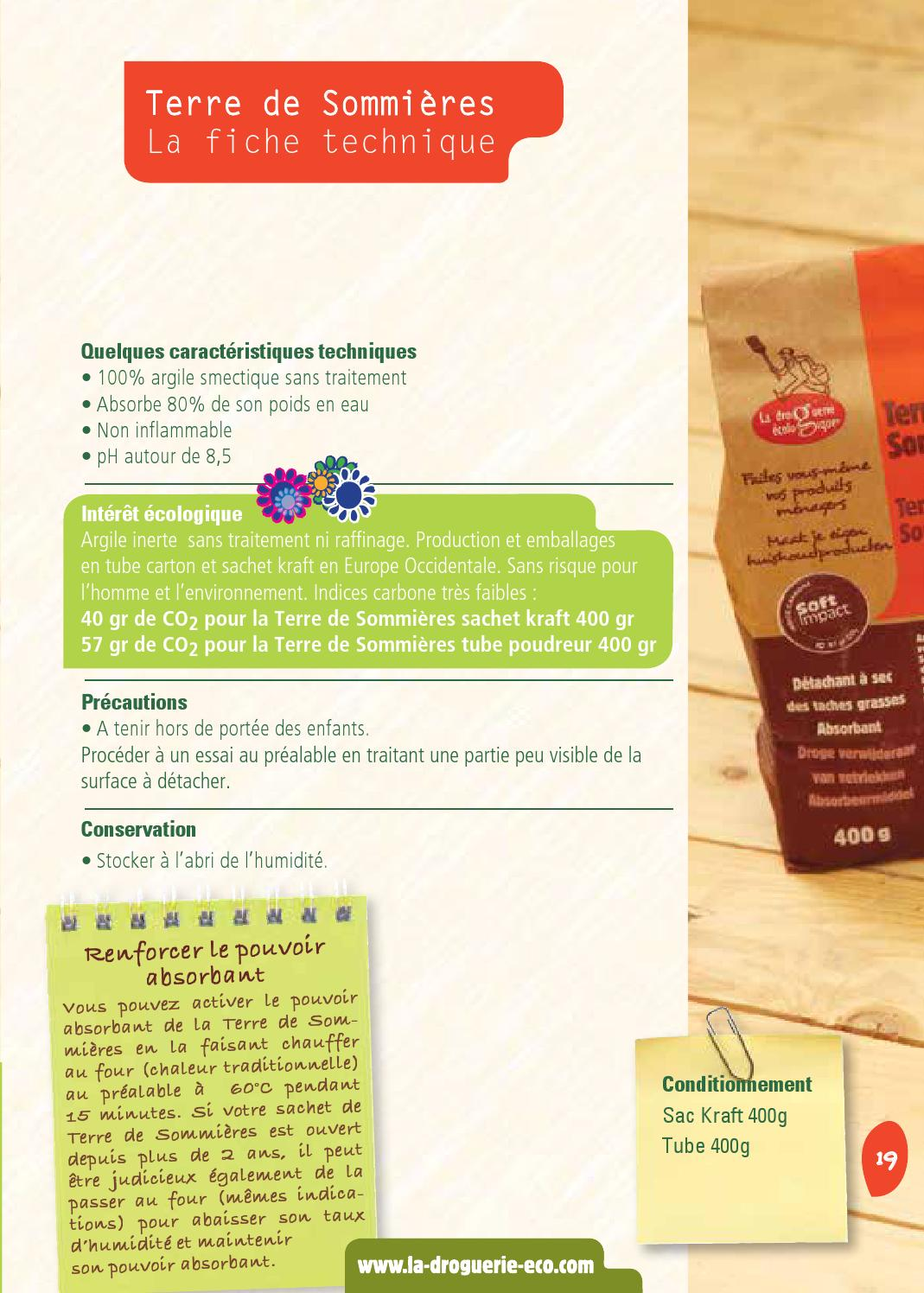brochure droguerie version 2014 by