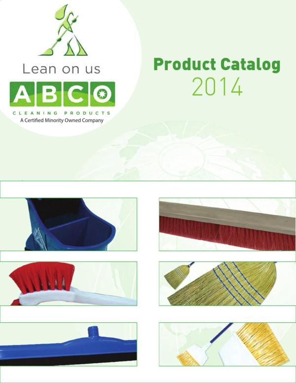 Abco 2014 catalog by Sonny lacayo - issuu