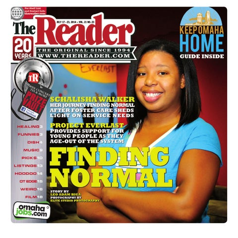 The Reader July 17-23, 2014