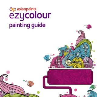 Asian Paints Limited Ezycolour Painting Guide Campaign