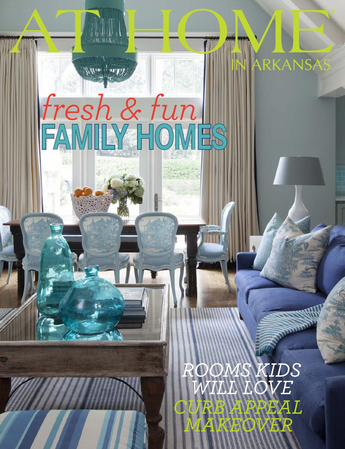At Home in Arkansas August 2014 by Root Publishing Inc    issuu