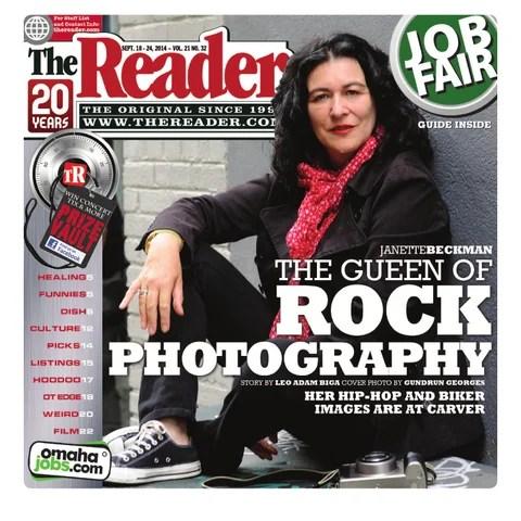 The Reader Sept. 18 - 24, 2014