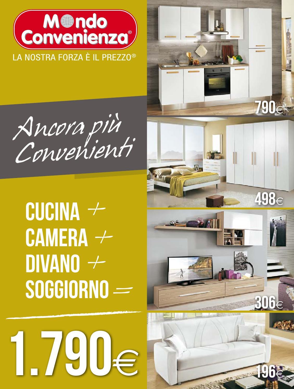 Novità per la casa moderna. Mondo Convenienza Catalogo Autunno2014 By Mobilpro Issuu