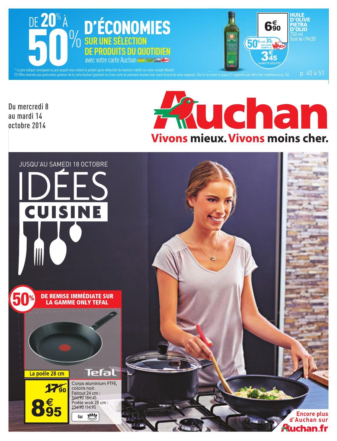 Auchan Catalogue 8 14octobre2014 By Promocatalogues Com Issuu
