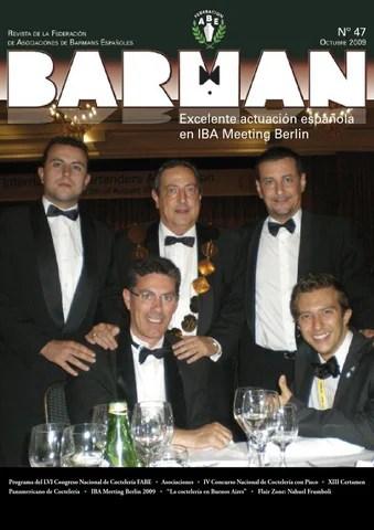 Revista barman 47