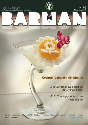 Revista barman 55