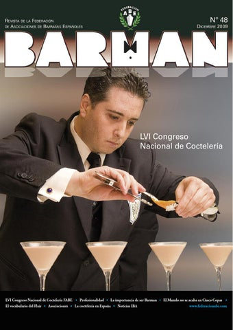Revista barman 48