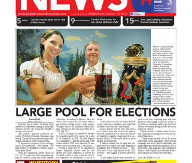Penticton Western News October
