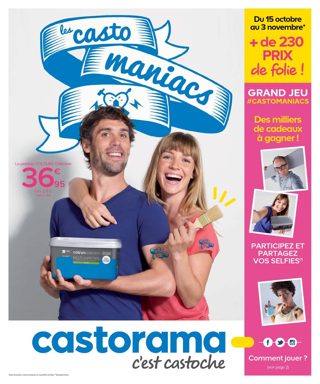 castorama catalogue 15octobre