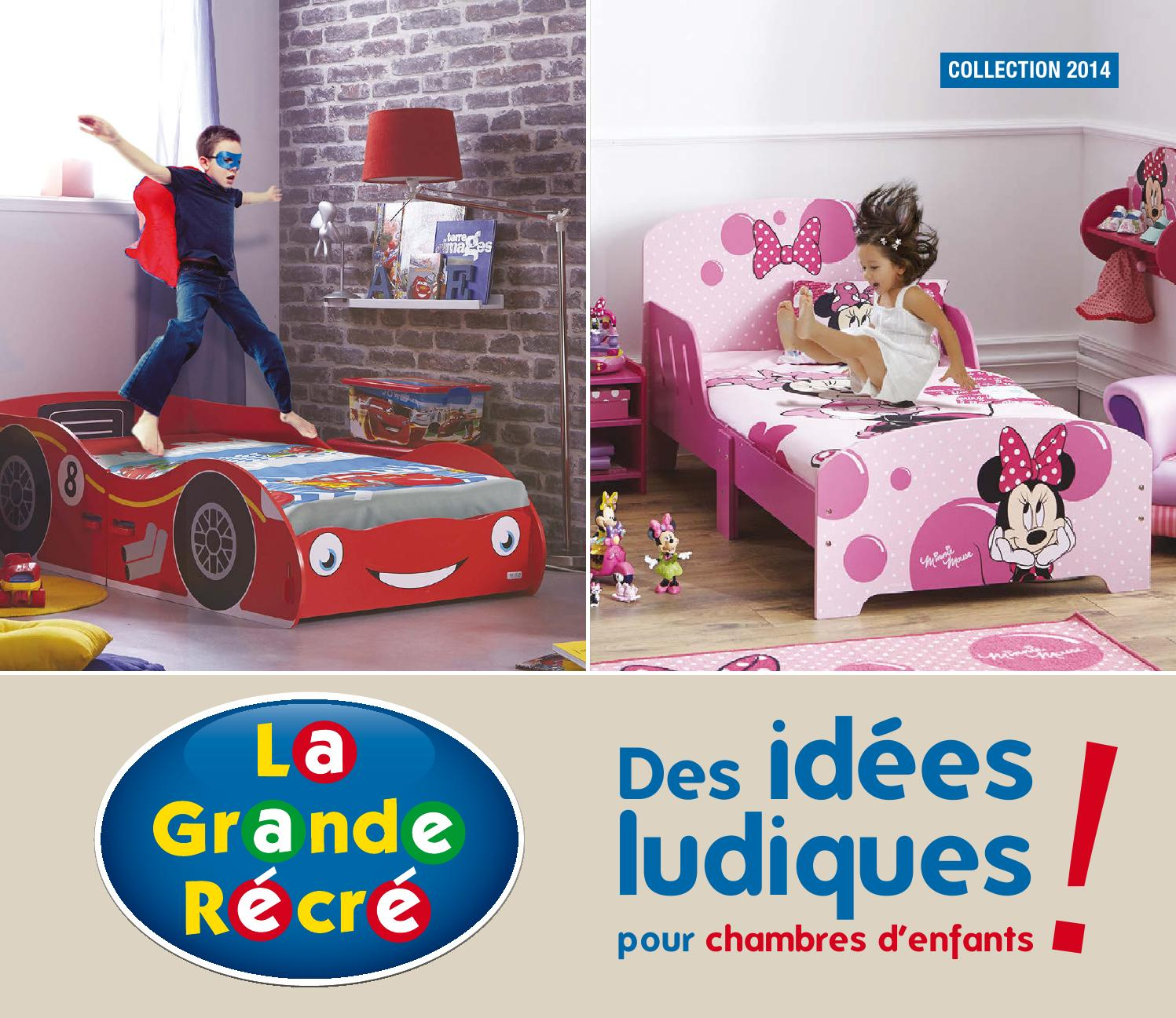 Catalogue La Grande Recre 2014 By Joe Monroe Issuu