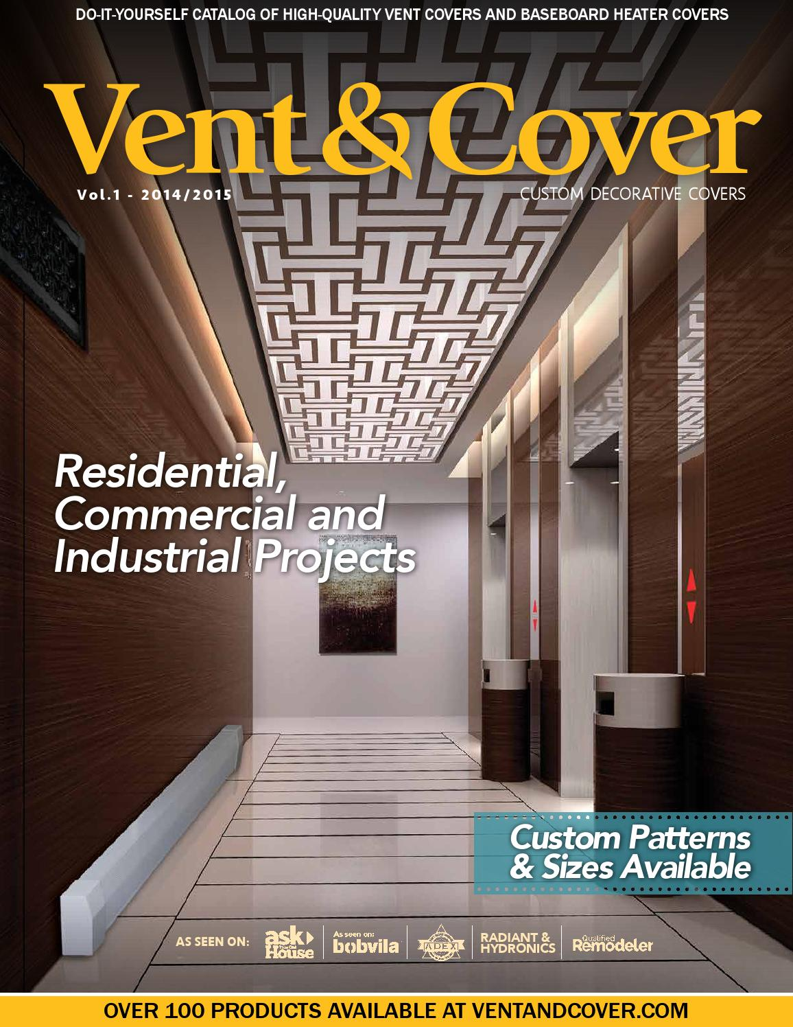 Vent And Cover Catalog By Ventandcover Issuu