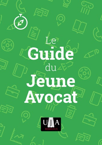 Guide Du Jeune Avocat Bordeaux 2015 By Uja Bordeaux Issuu