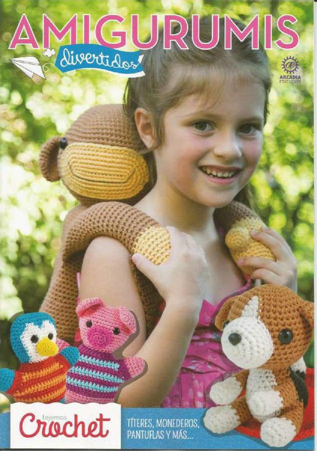 Revista 1 Amigurumi By Silvina Veronica Issuu