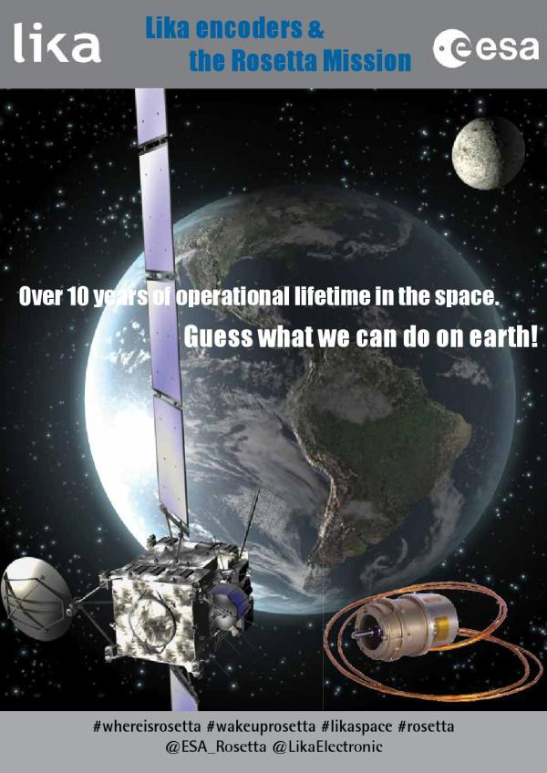 Rosetta space mission: a 10-year long story (and it's not ...