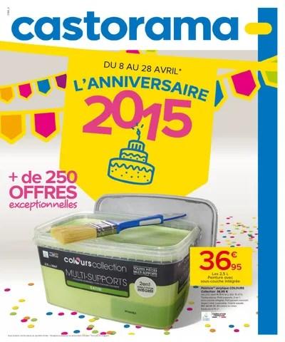 castorama catalogue 8 28avril2015 by