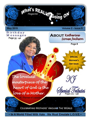 WRGO Magazine May 2015 Special Mother's Day Issue by MJ ...