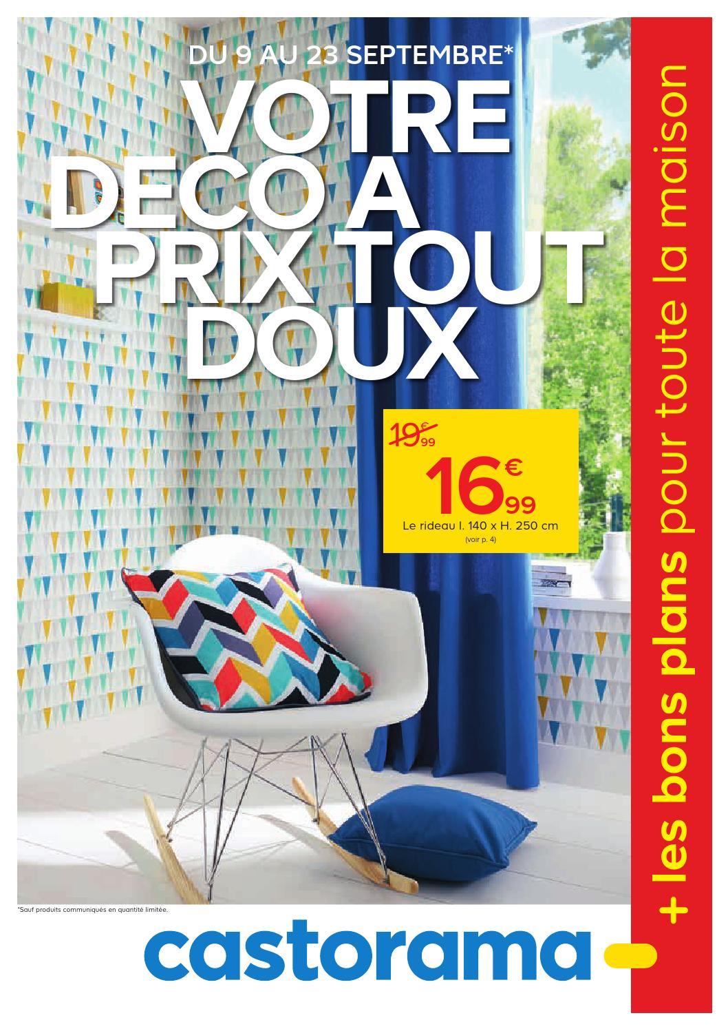 Castorama Catalogue 9 23septembre2015 By Promocatalogues Com Issuu