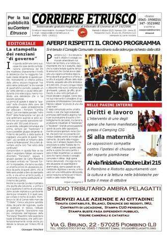 Corriere Etrusco n.120