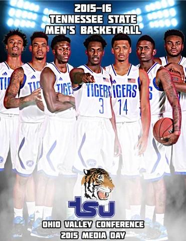 2015-16 TSU Men's Basketball - OVC Media Day Guide by ...