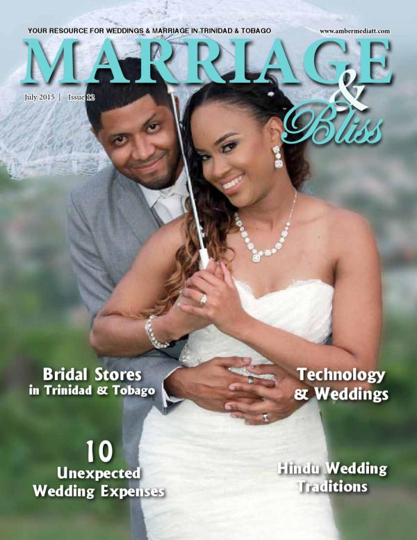Marriage & Bliss Issue 12 by Amber Media Productions - Issuu