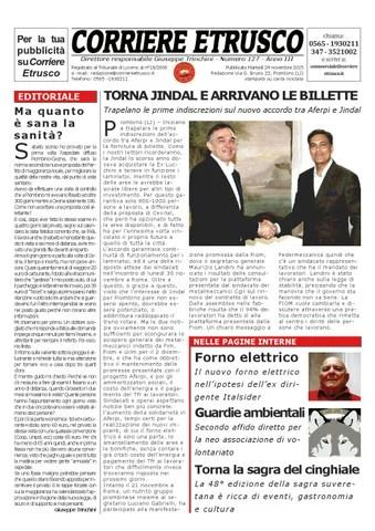 Corriere Etrusco n°127