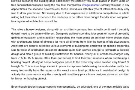 Home Best Ideas » what is a home designer   Home Interior