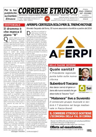 Corriere Etrusco n. 128