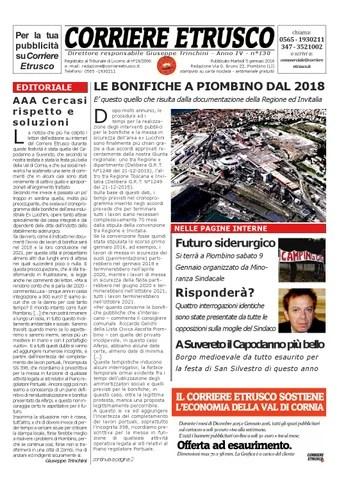 Corriere Etrusco n.130