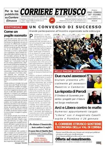 Corriere Etrusco n. 131
