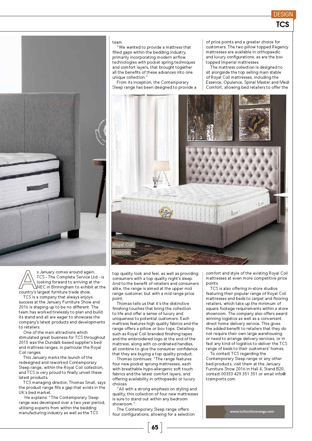 beds magazine january 2016 by cabinet