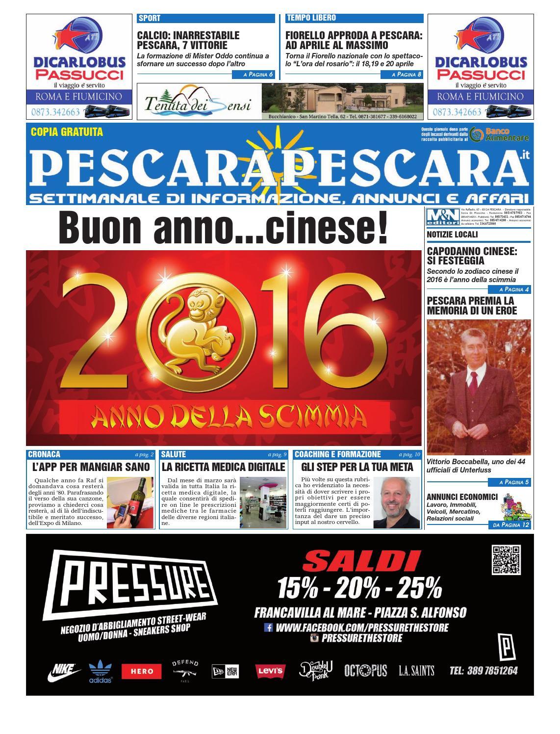 Pescarapescara 03022016 By Pescarapescara Issuu
