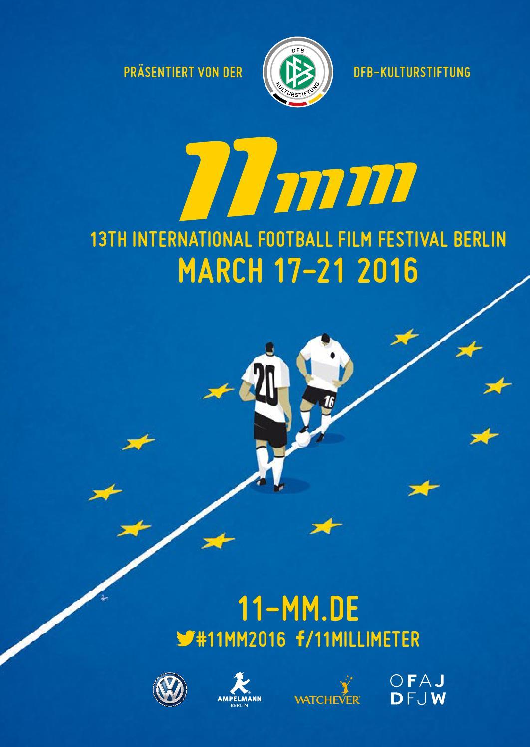 11mm International Football Film Festival 2016 By 11mm