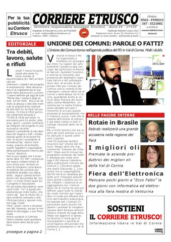 Corriere Etrusco n°139