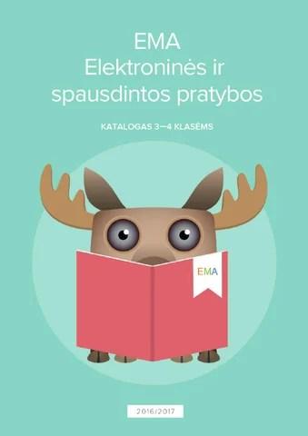 Katalogas 3 4 klasės by E. mokykla - Issuu