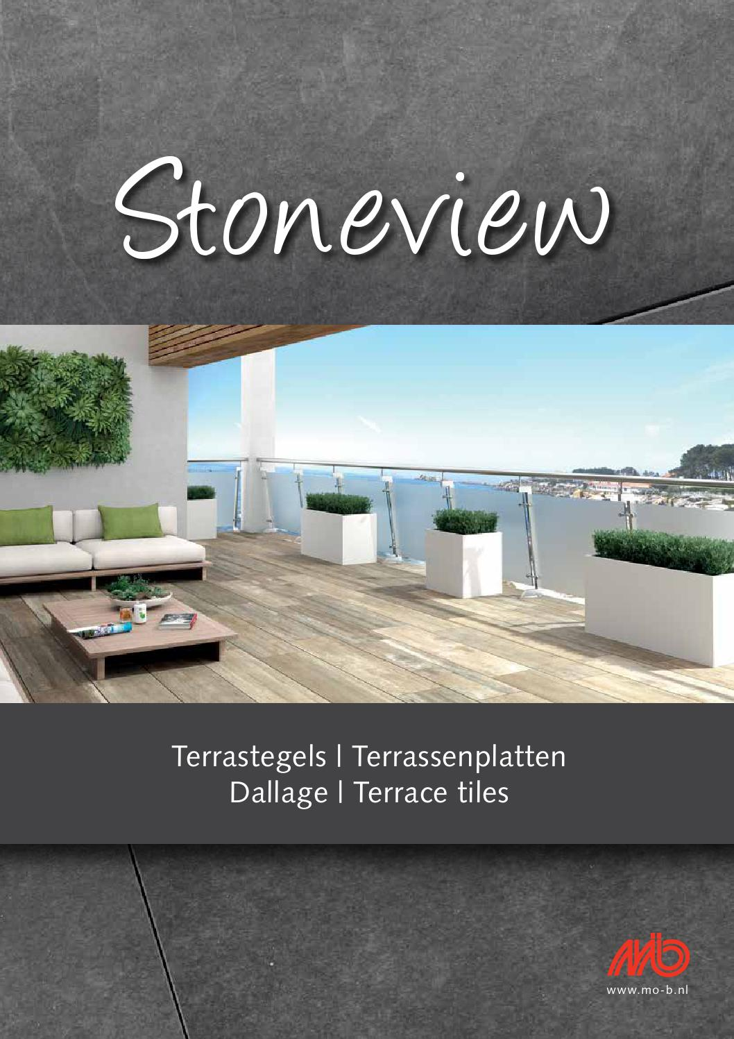 stoneview tegels 2016 by michel oprey