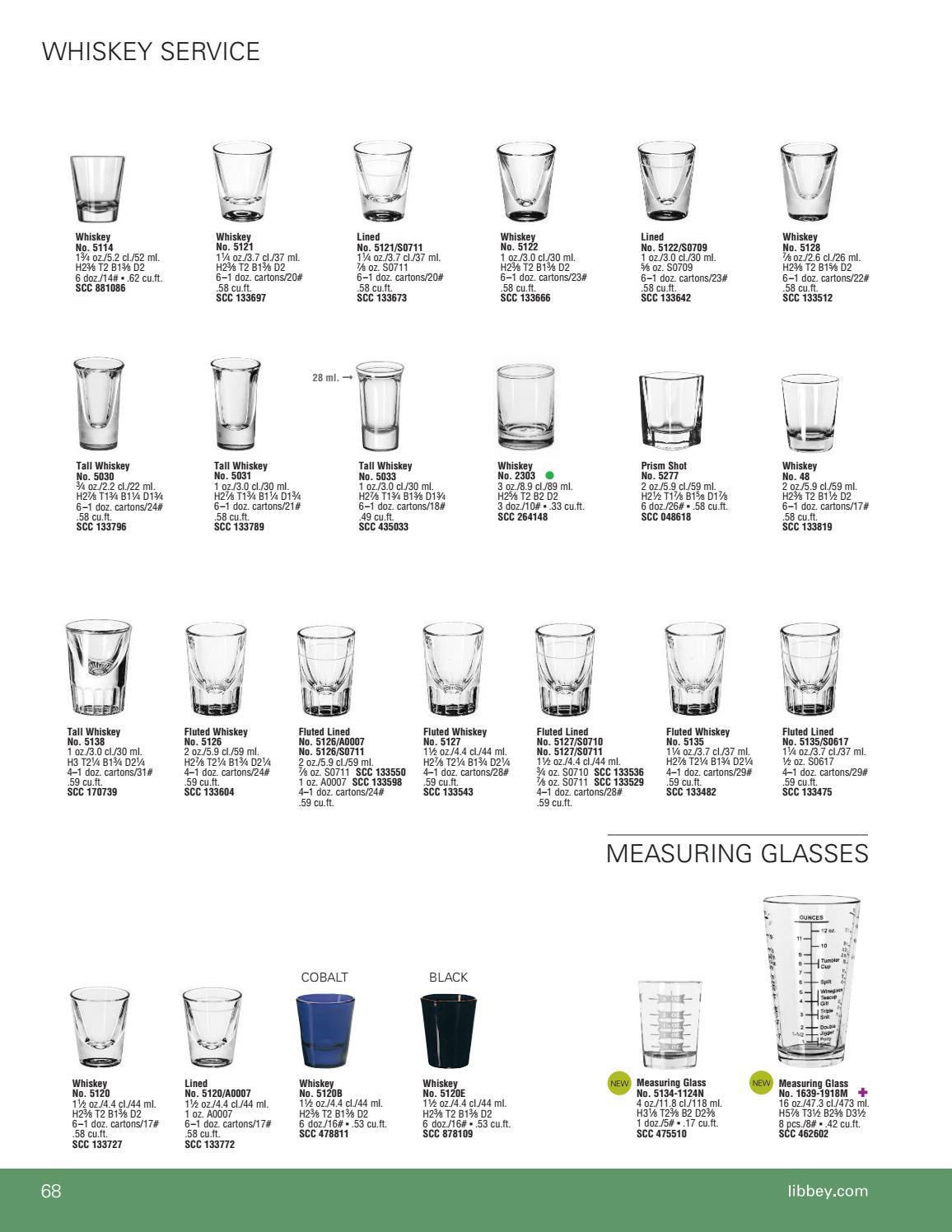 cristaleria libbey catalogo general by