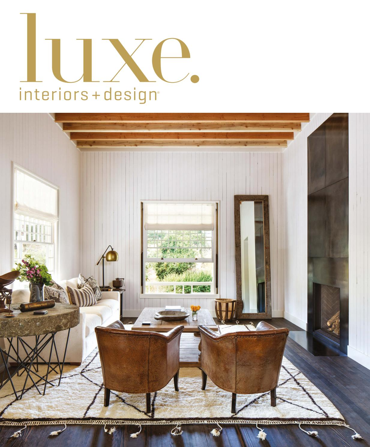 luxe magazine july 2016 national by