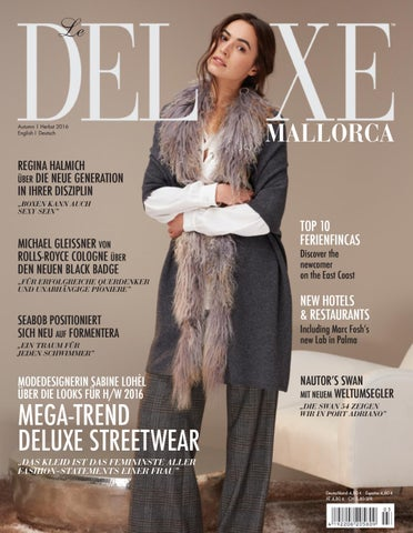 deluxe mallorca autumn edition 2016 by