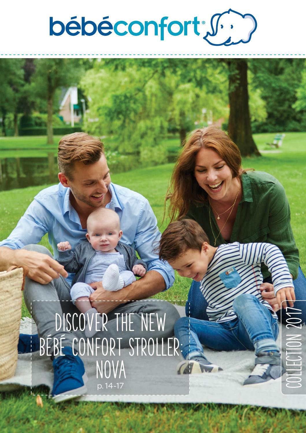 bebe confort 2017 retailer brochure