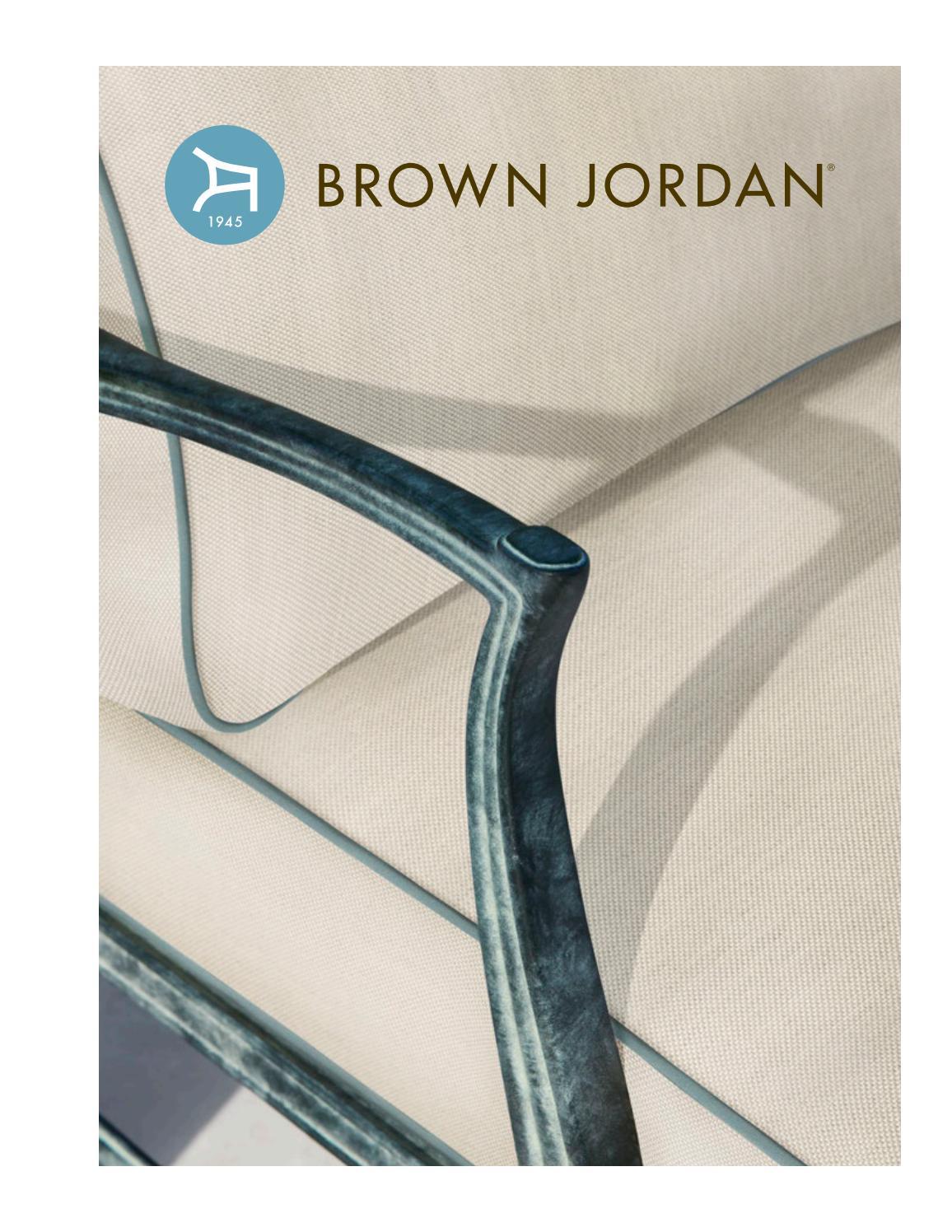 brown jordan catalog 2017 by brown