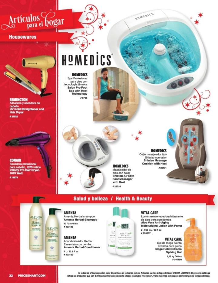 PriceSmart membership - new Holiday catalog 2016 - Ofertas