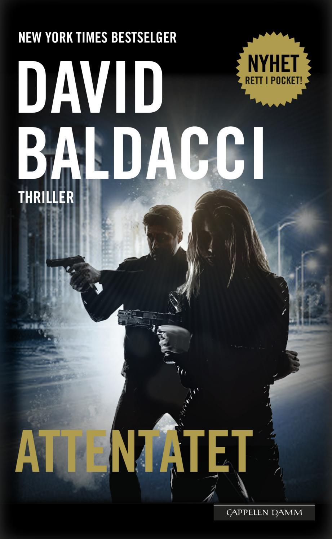 David Baldacci Attentatet By Cappelen Damm AS Issuu